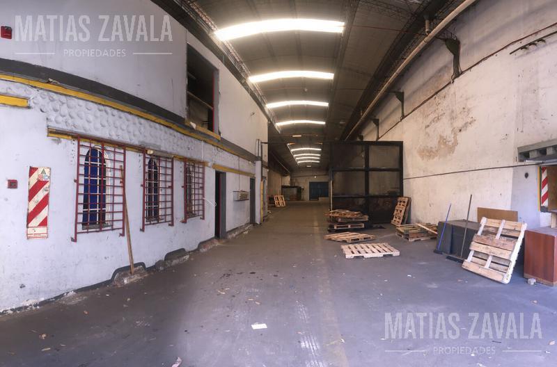 Foto Galpón en Alquiler en  Barracas ,  Capital Federal  Pedriel al 1600