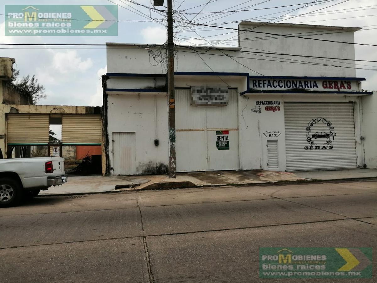 Foto Local en Renta en  Coatzacoalcos ,  Veracruz  BODEGA EN AVE. TRANSISMICA