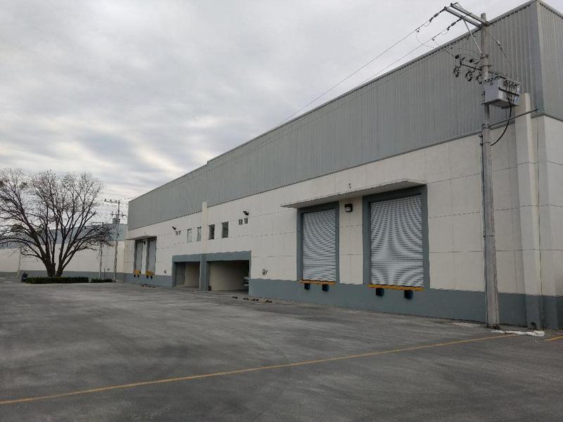 Foto Bodega Industrial en Renta en  El Mezquital,  Apodaca  RENTA DE BODEGA  SECTOR APODACA