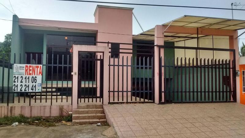 Foto Casa en Renta en  Alor Procoro,  Coatzacoalcos  Aquiles Serdan No. 1608 colonia Procoro Alor Coatzacoalcos Veracruz