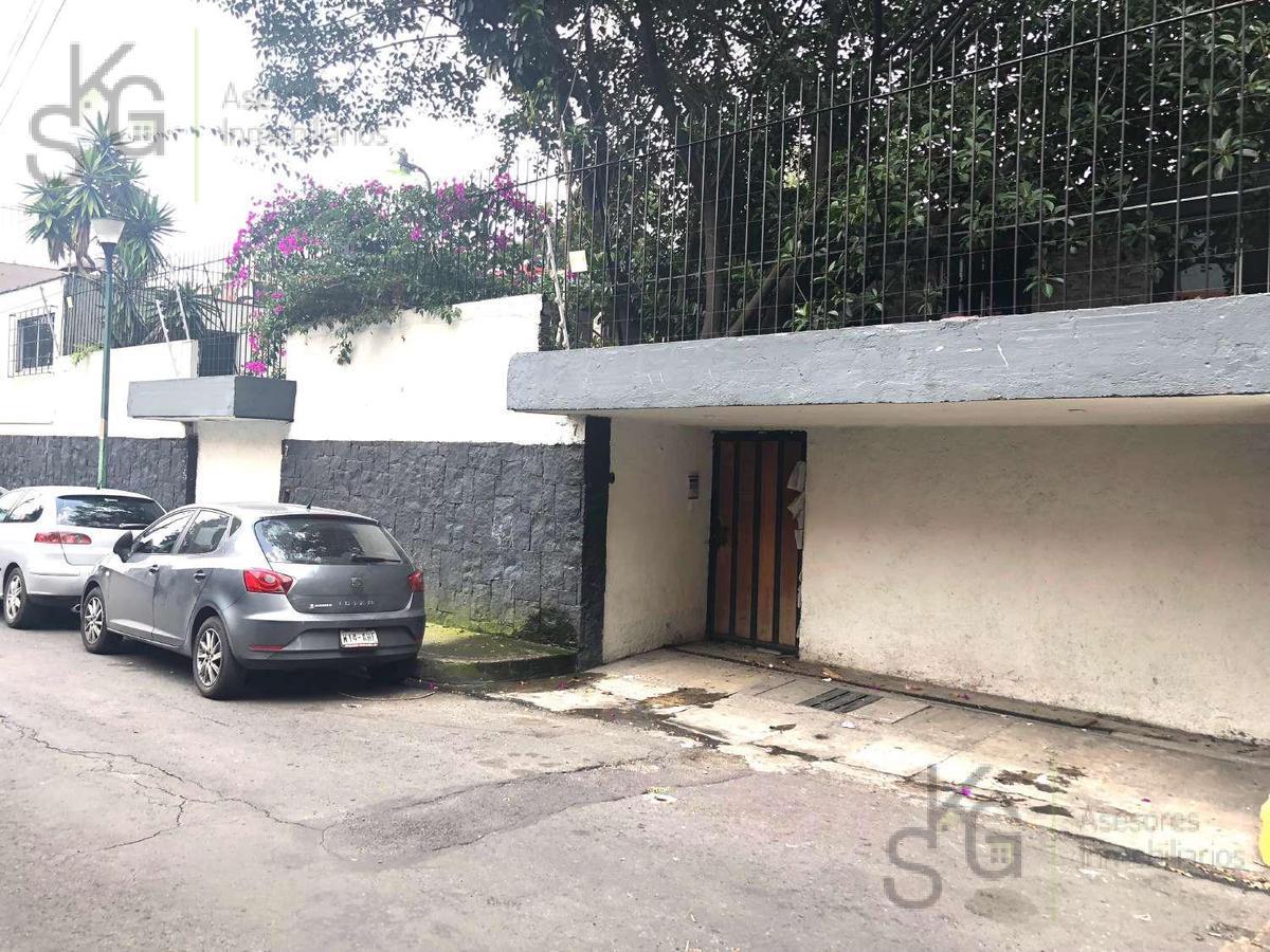 Foto Oficina en Renta en  Alvaro Obregón ,  Distrito Federal  SKG Renta en Miguel Angel de Quevedo, Col. Agrícola Chimalistac