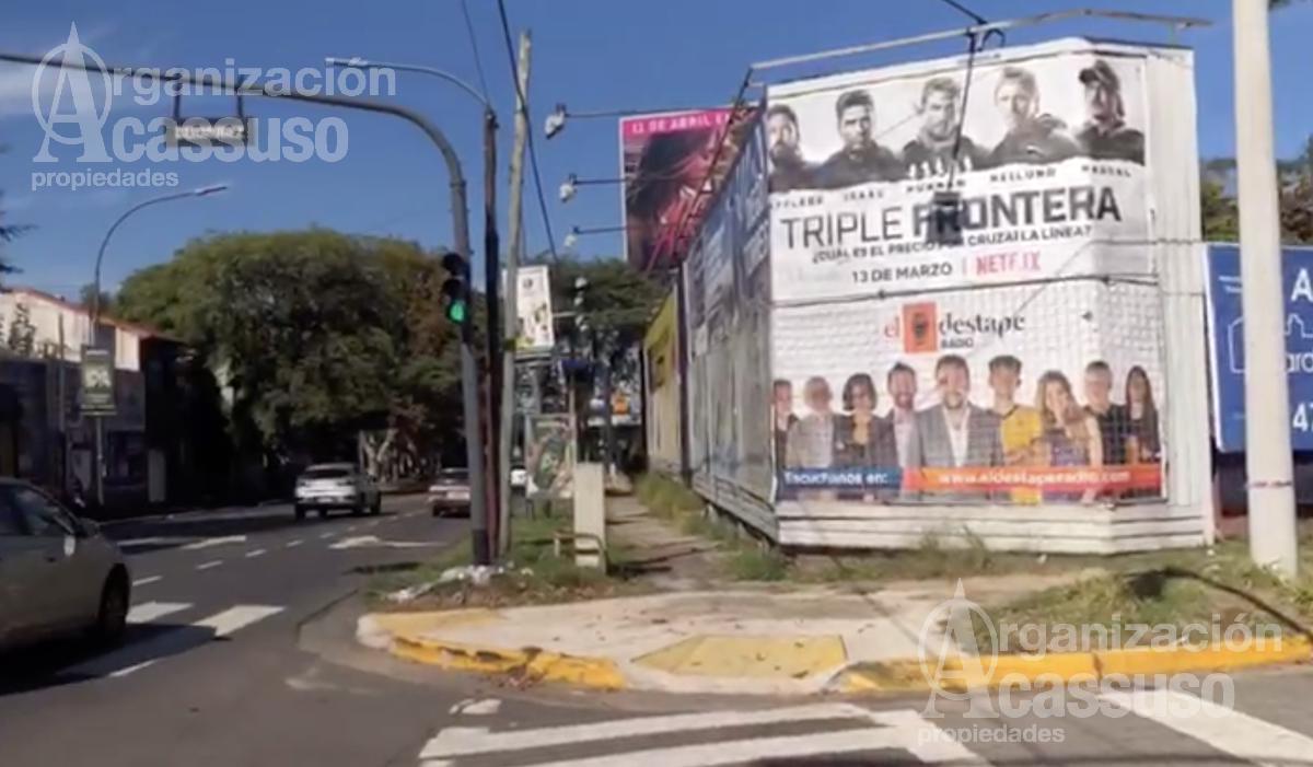 Foto Terreno en Alquiler en  La Lucila,  Vicente López  Terreno en Alquiler.