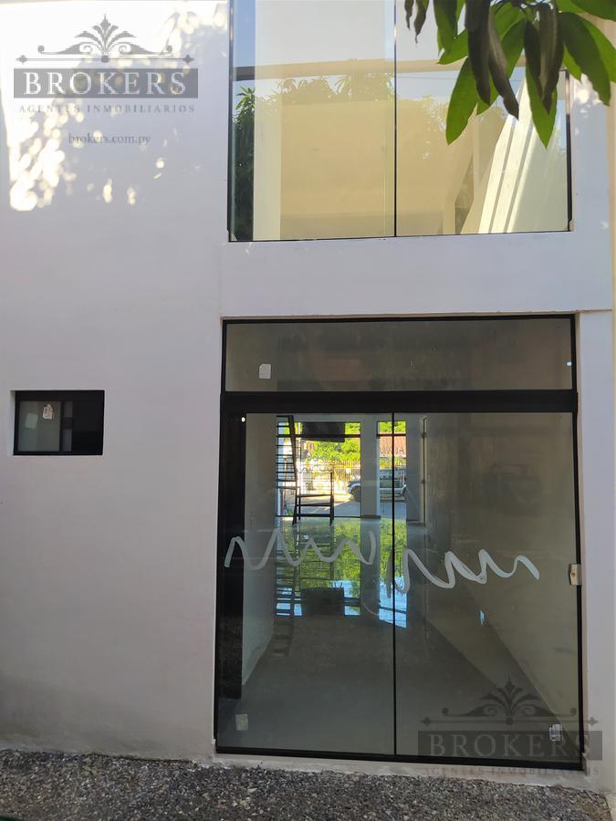 Foto Local en Alquiler en  Santa María,  San Lorenzo  Alquilo Salones Comerciales a estrenar zona Barrio Santa Maria en San Lorenzo