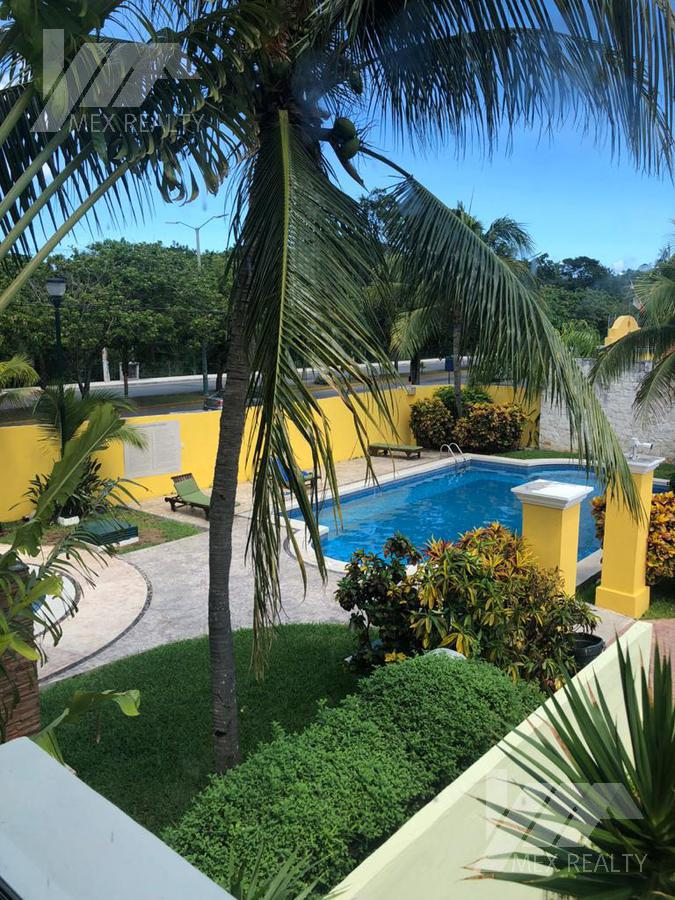 Foto Casa en Venta en  Supermanzana 51,  Cancún  Casa en Venta, Villas Toscana SM 51, Remodelada, Cancún, Q. Roo, 3 Recamaras, Clave CLAU40