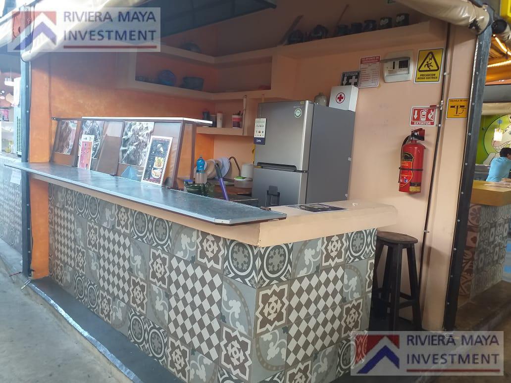 Foto Local en Renta en  Playa del Carmen,  Solidaridad  LC12 PUBLIC MARKET M36