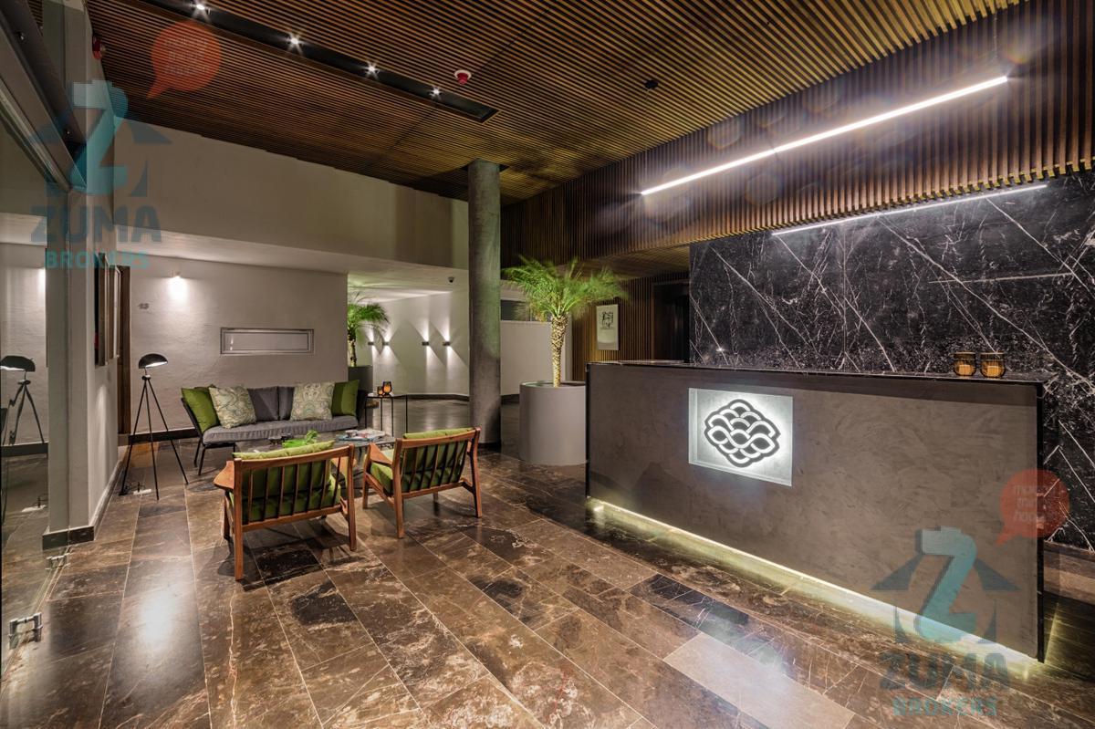 Foto Departamento en Venta en  Mérida ,  Yucatán      Departamentos en venta torre Oceano ( Via Montejo )  C - 204