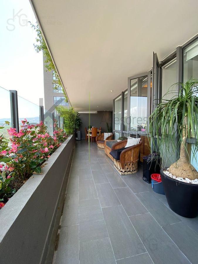 Foto Departamento en Venta en  Jardines del Pedregal,  Alvaro Obregón  SKG Asesores Inmobiliarios Vende excelente departamento en Jardines del Pedregal, Residencial Be Grand