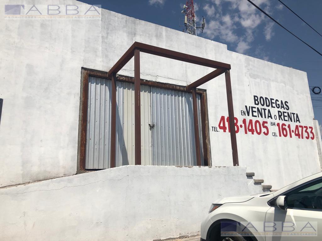 Foto Bodega de Guardado en Renta en  Industrial,  Chihuahua  RENTA DEBODEGA  EN COL INDUSTRIAL
