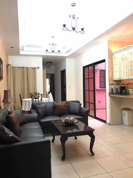 Foto Departamento en Renta en  El Trapiche,  Tegucigalpa  Apartamento En Renta Completamente Amueblado Residencial El Trapiche Tegucigalpa