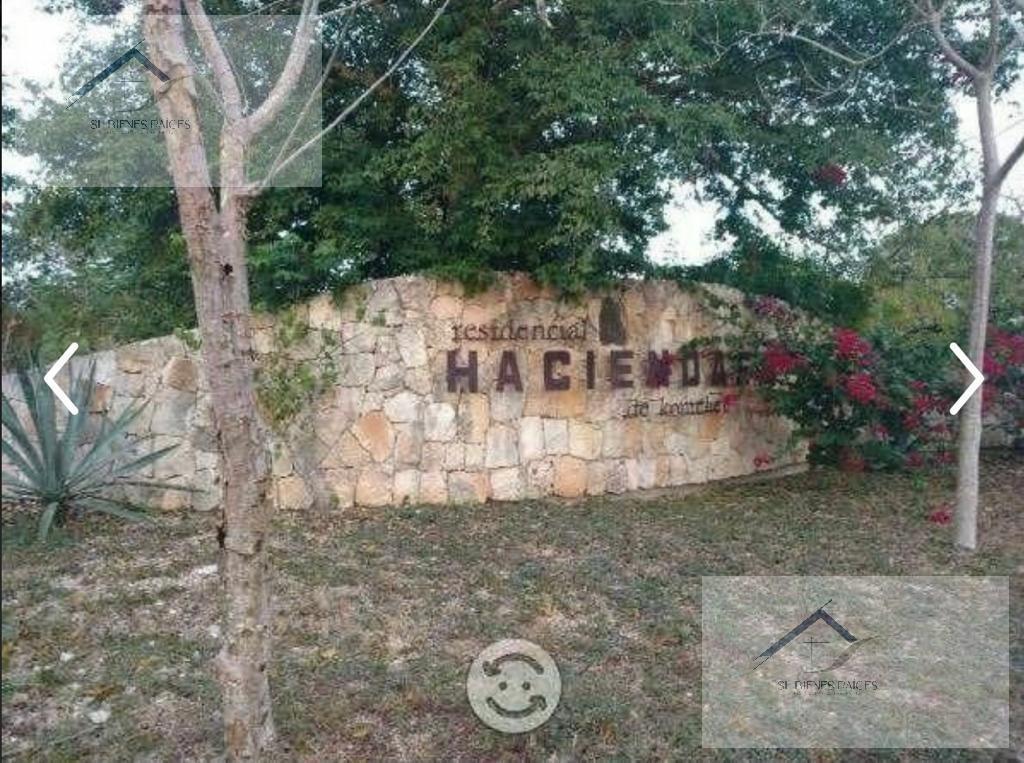 Foto Terreno en Venta |  en  Pueblo Komchen,  Mérida  Residencial Haciendas, Terreno en Venta - Komchen