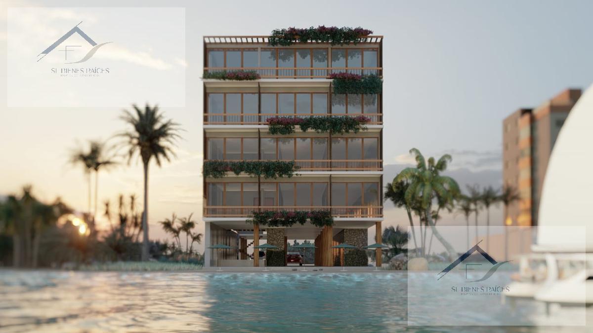 Foto Departamento en Venta en  Telchac Puerto ,  Yucatán  Piélago, Villas y Penthouse frente al mar en Venta -  Telchac Puerto