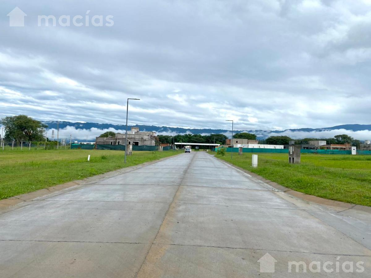 Foto Terreno en Venta en  Cevil Redondo,  Yerba Buena  El Portillo