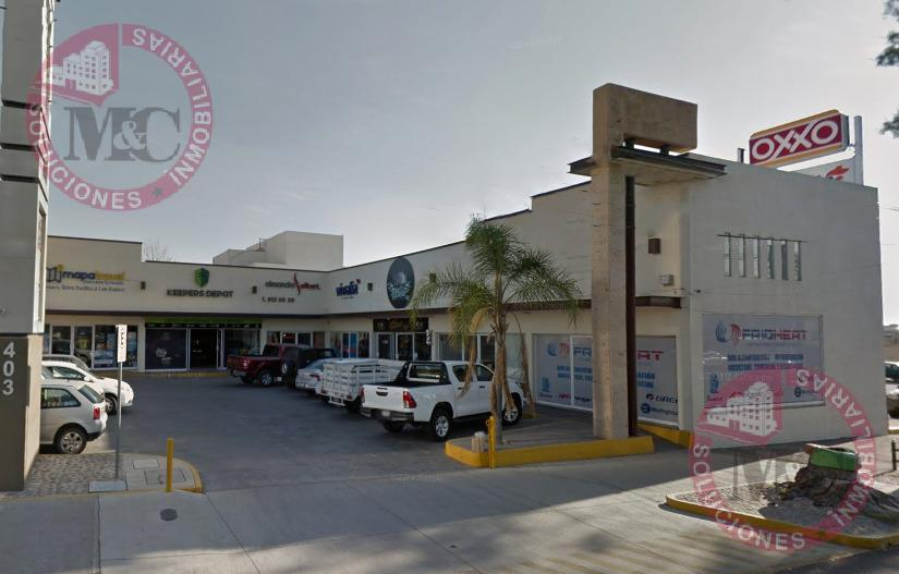 Foto Local en Renta en  Fraccionamiento Jardines de Aguascalientes,  Aguascalientes  LOCAL COMERCIAL  EN PLAZA PROVIDENCIA, AL SUR DE AGS