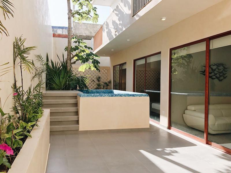 Foto Departamento en Venta en  Playa del Carmen Centro,  Solidaridad  #0058, espacios diseñados con elegancia y confort 309