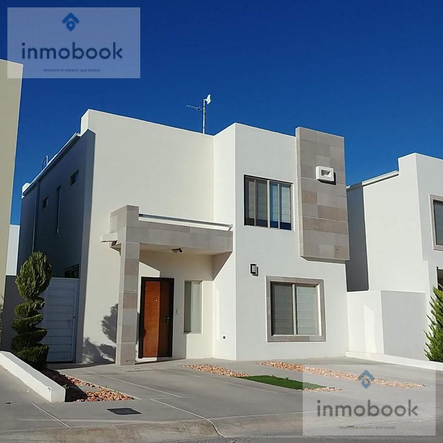 Foto Casa en Venta en  Fraccionamiento Cerrada Castilla,  Chihuahua  Castilla Reliz