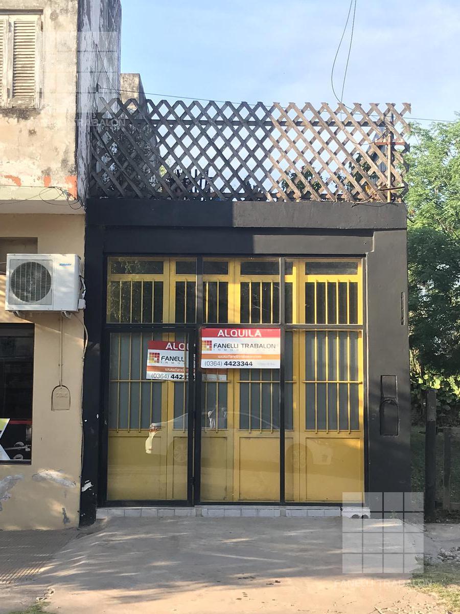 Foto Local en Alquiler en  Centro,  Presidencia Roque Saenz Peña  9 de julio N° al 100