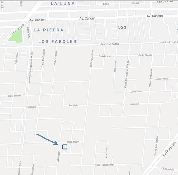 Foto Terreno en Venta en  Alamos II,  Pinamar  SE VENDE TERRENO EN CANCUN ALAMOS II DE 10 X 33