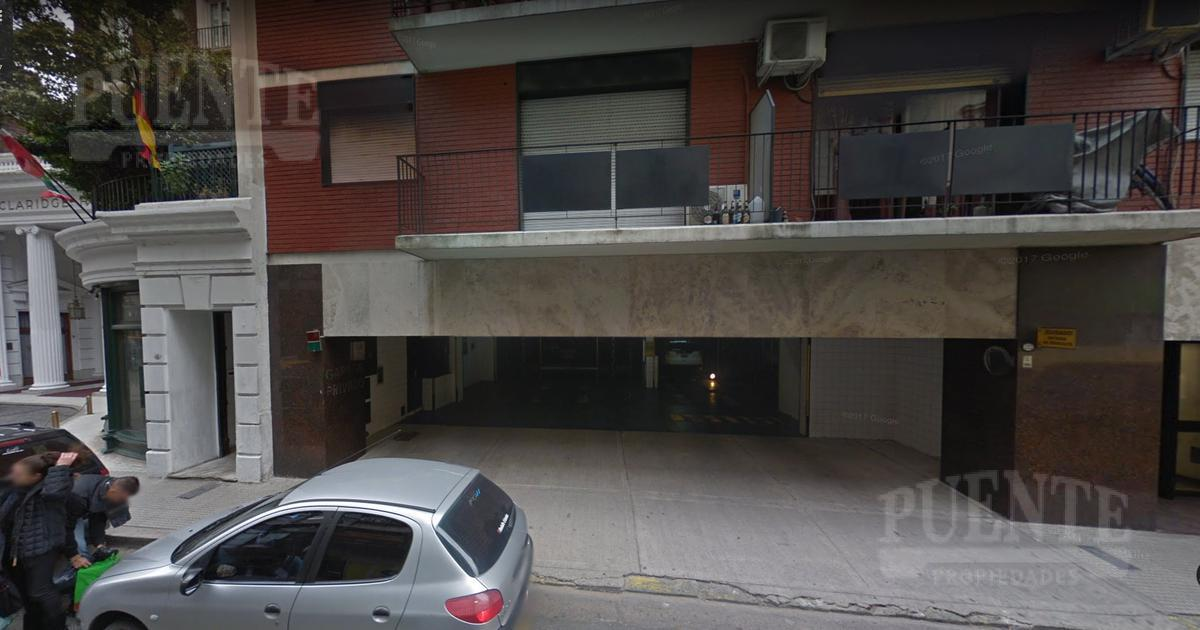 Foto Cochera en Venta en  Capital Federal ,  Capital Federal  Tucumán al 500