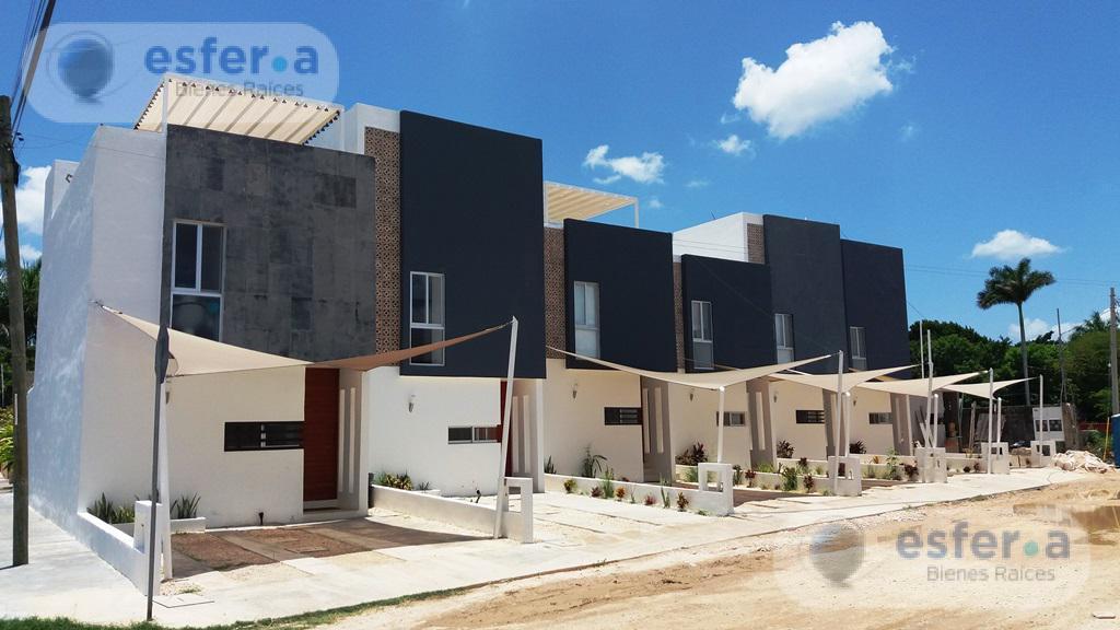 Foto Departamento en Venta en  Benito Juárez Nte,  Mérida  Town Houses en venta, Col. Benito Juarez Nte