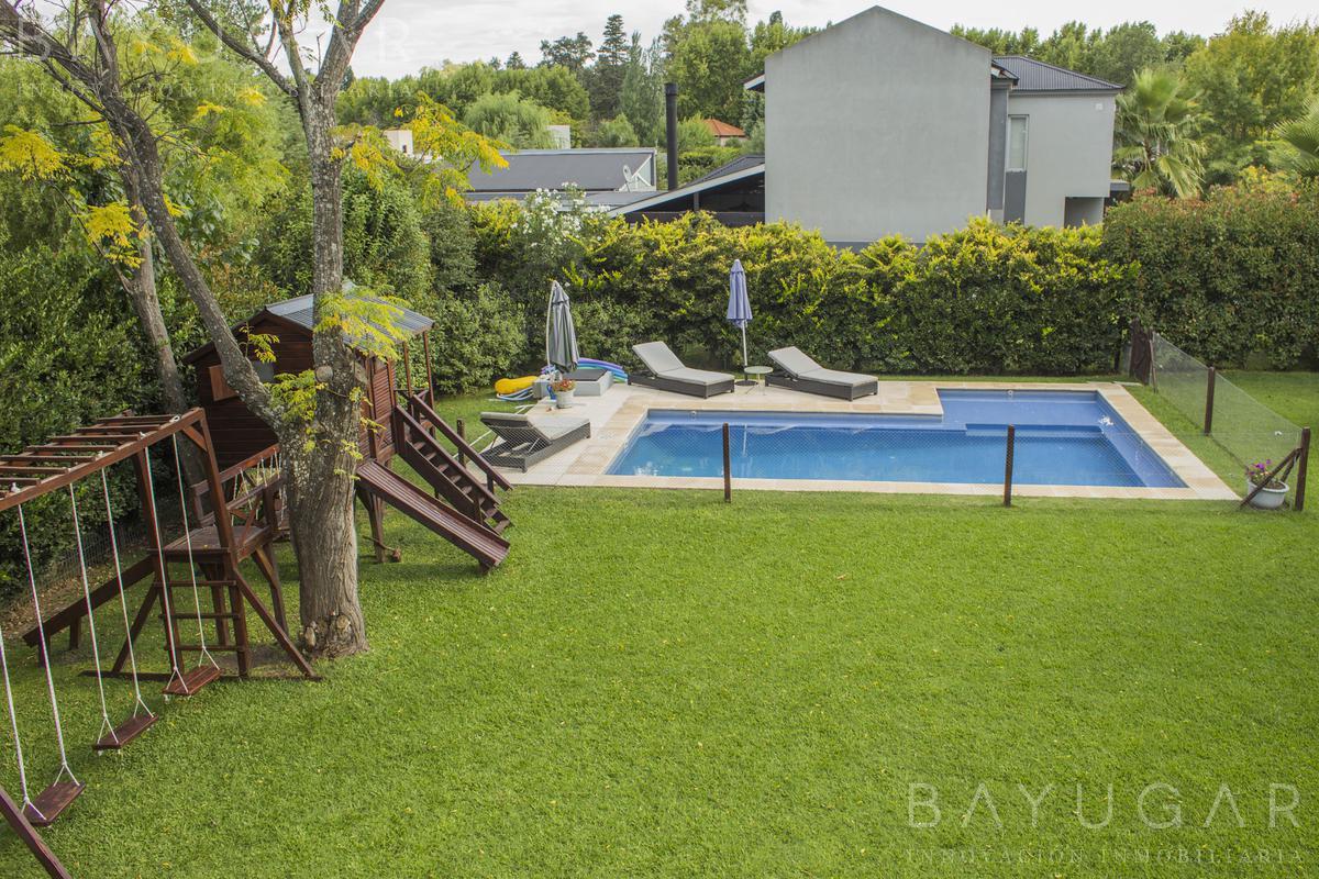 Foto Casa en Venta en  Sausalito,  Countries/B.Cerrado (Pilar)  GRAN PROPIEDAD EN VENTA EN SAUSALITO/ BAYUGAR NEGOCIOS INMOBILIARIOS