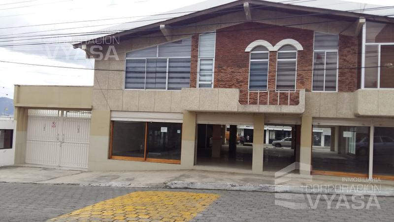 Foto Local en Alquiler en  Sur de Ibarra,  Ibarra          Ibarra - San Antonio, excelente local en arriendo de 480,00m2