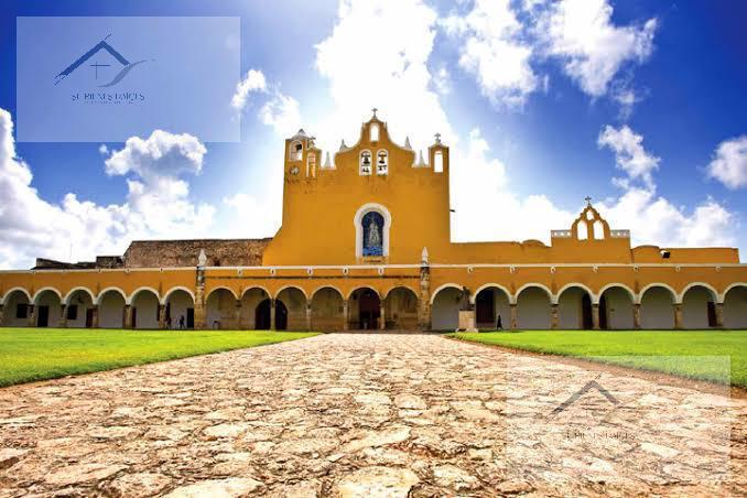 Foto Terreno en Venta en  Izamal ,  Yucatán  Terreno IZAMAL  en Venta a 3 cuadras del centro Y convento de la ciudad