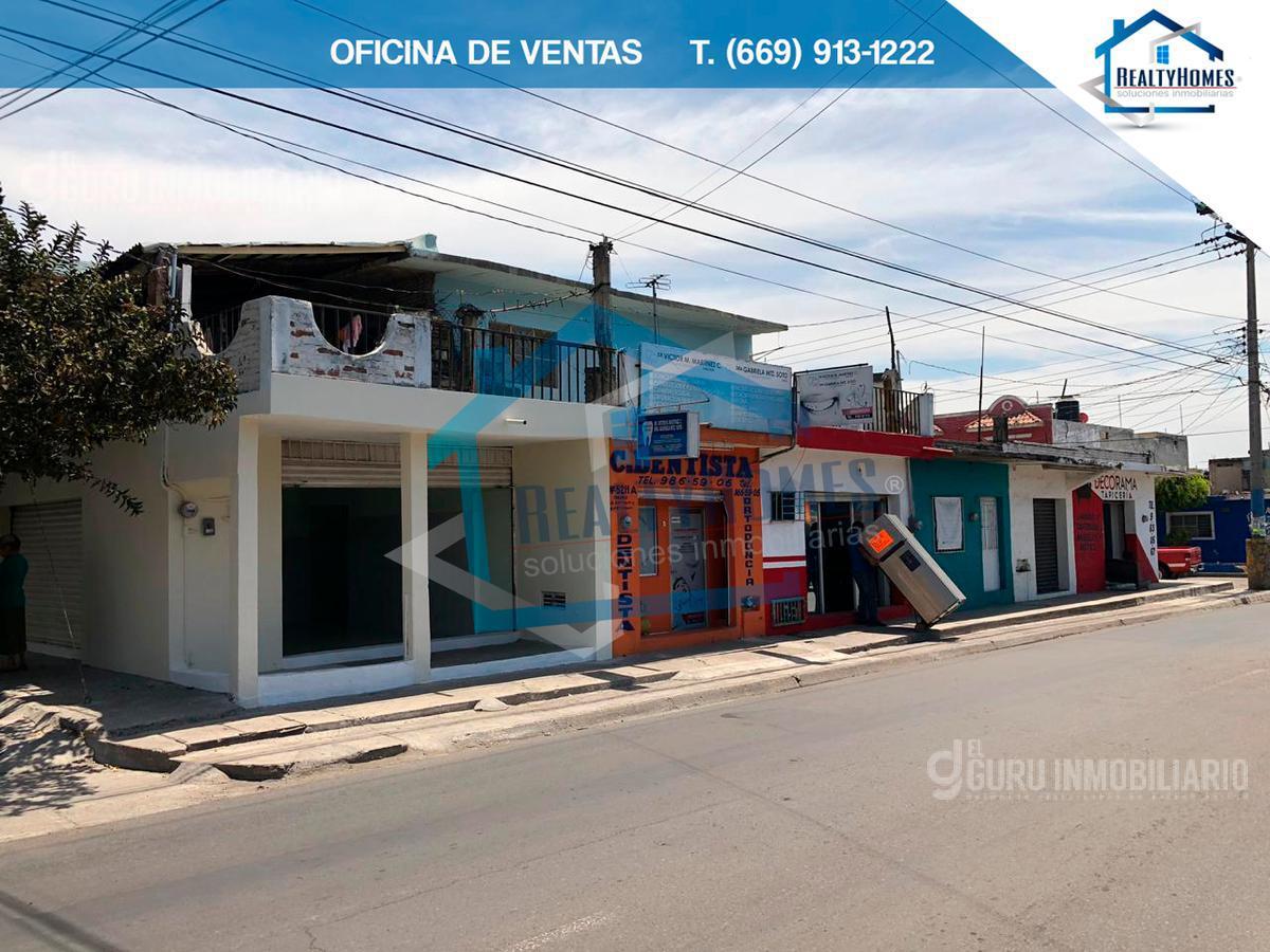 Foto Local en Renta en  Benito Juárez,  Mazatlán  Local en Renta en Colonia Juárez
