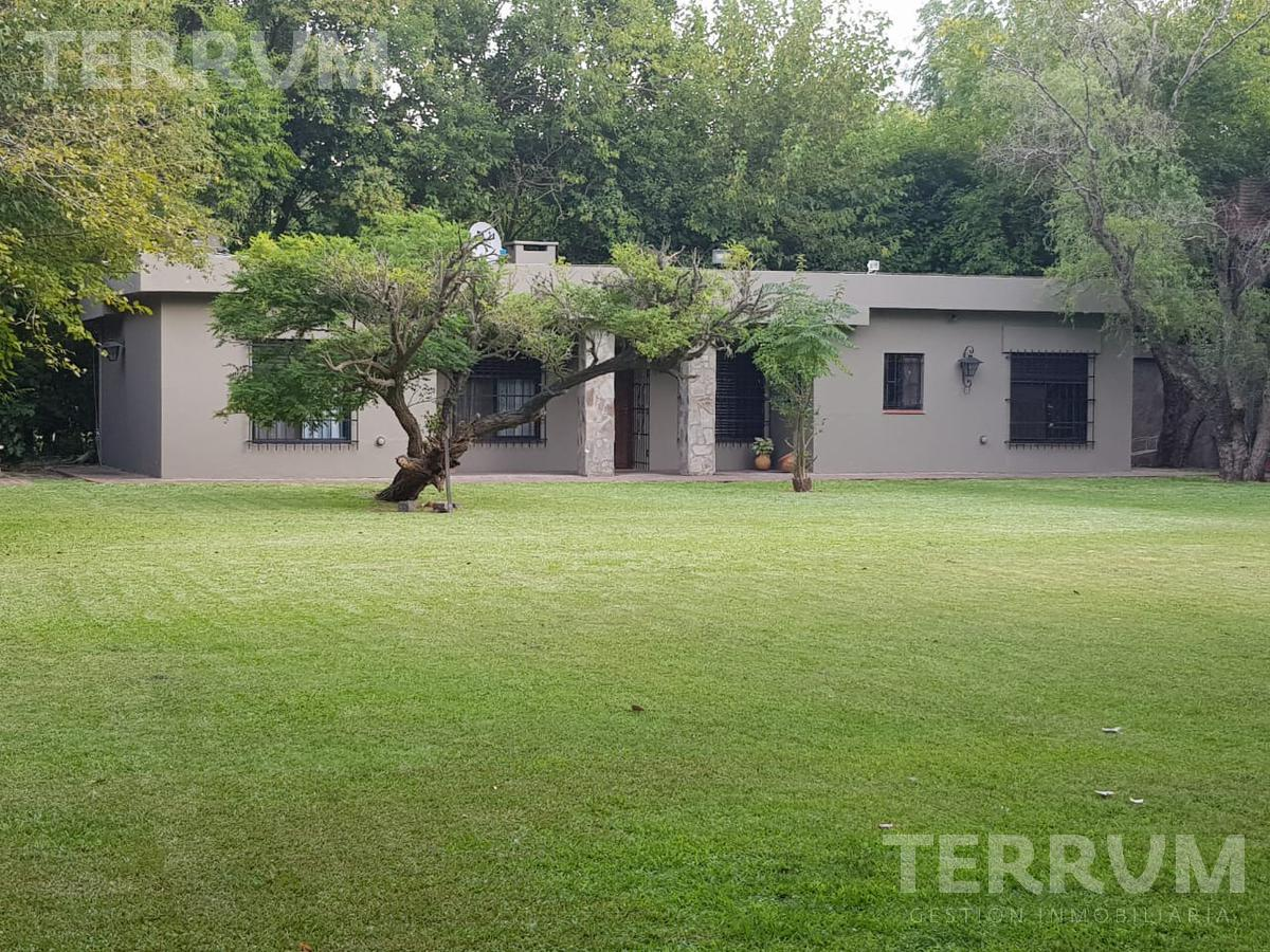 Foto Casa en Venta en  Canning (Ezeiza),  Ezeiza  CASA EN VENTA : CANNING : : BARRIO LINKS (CON RENTA)