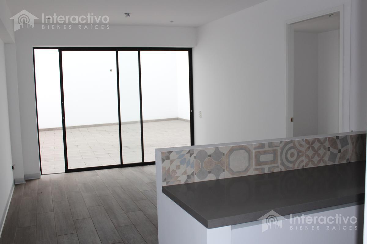 Foto Departamento en Venta en  Barranco,  Lima  Departamento en 1er piso cerca al Malecon Paul Harris