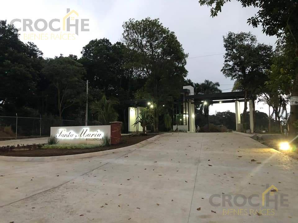 Foto Terreno en Venta en  Coatepec Centro,  Coatepec  Terreno en venta en Coatepec Ver Fraccionamiento Santa Maria residencial