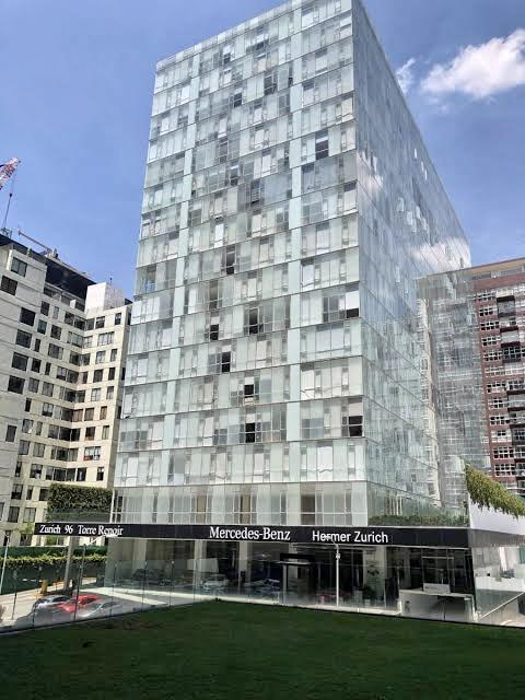 Foto Departamento en Renta en  Ampliación Granada,  Miguel Hidalgo  Ampliacion Granada, departamento a la renta en Torre Reinor (GR)