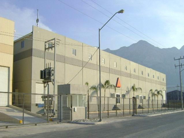 Foto Bodega Industrial en Renta en  T.A.D. Pemex Refineria,  Santa Catarina  BODEGA EN RENTA EN PARQUE MARTEL II - SANTA CATARINA, NL.