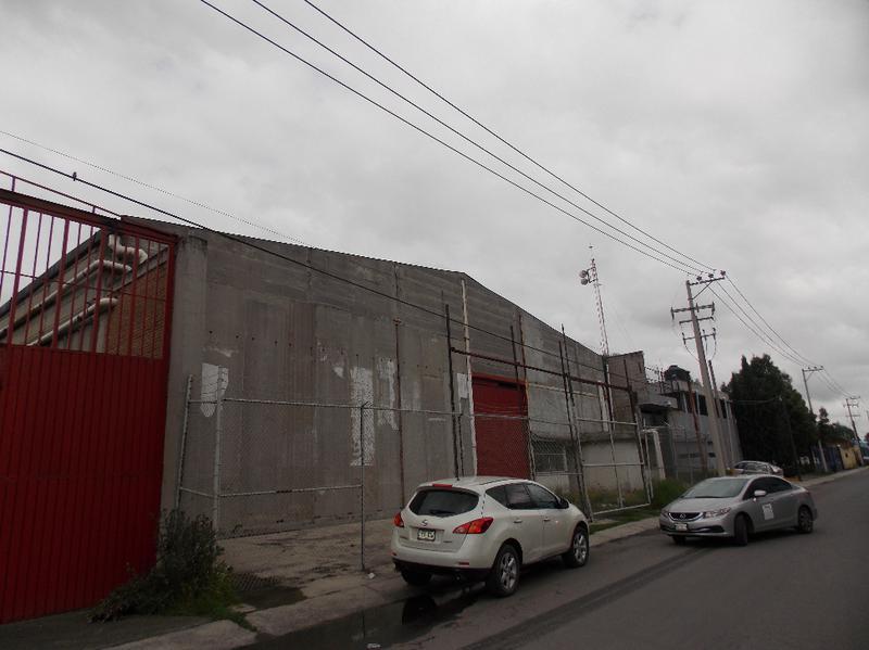 Foto Nave Industrial en Renta en  La Estación,  Lerma  NAVES EN PARQUE INDUSTRIAL LERMA