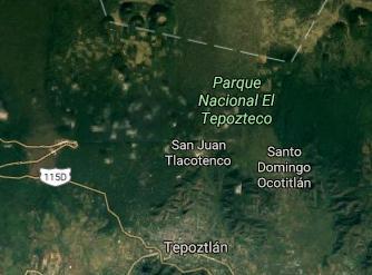 Foto Terreno en Venta en  Tepoztlán Centro,  Tepoztlán  SKG Vende Lote en Tepoztlan Morelos, de 78,000 m2