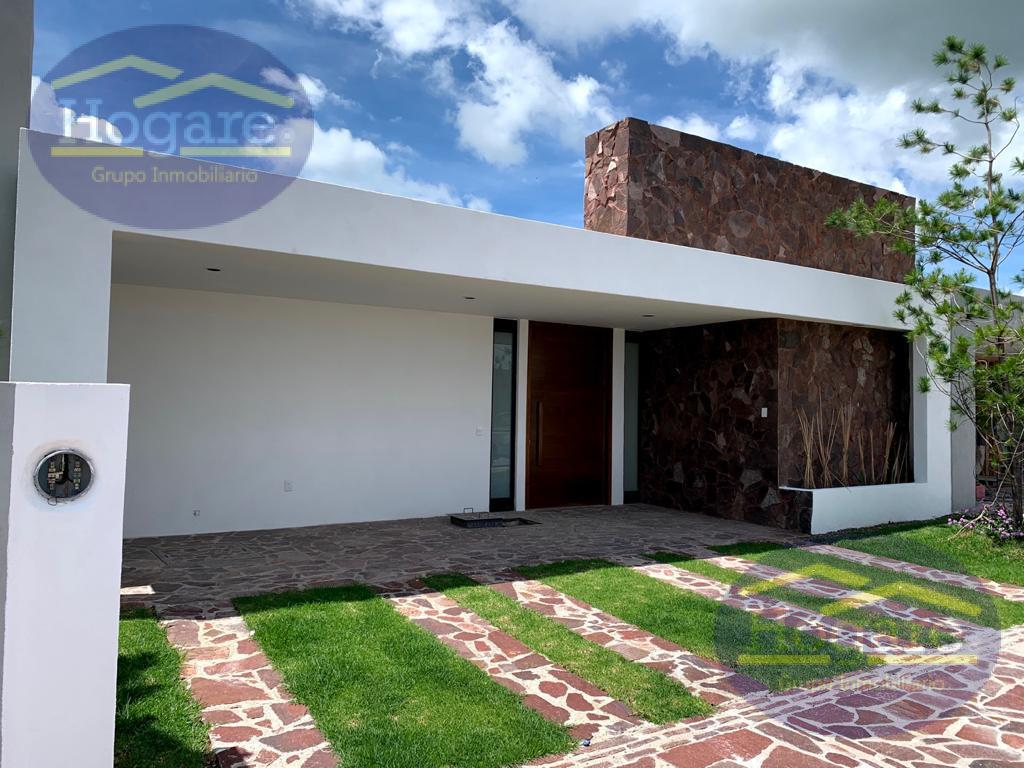 Venta Excelente casa 1 planta en Campiña residencial León Gto.