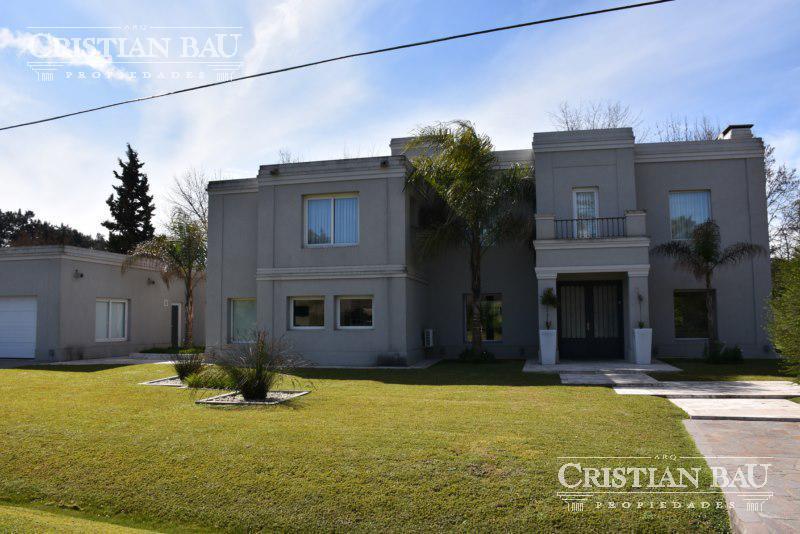 Foto Casa en Venta en  San Diego C.C,  Countries/B.Cerrado (Moreno)  Impecable Propiedad Racionalista