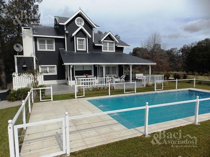 Foto Casa en Venta en  Saint Thomas,  Countries/B.Cerrado (Ezeiza)  ruta 52 km 3.5
