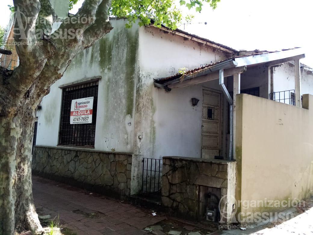 Foto Casa en Alquiler en  San Isidro,  San Isidro  Alquiler con Destino Comercial - Av. DEL LIBERTADOR al 16700