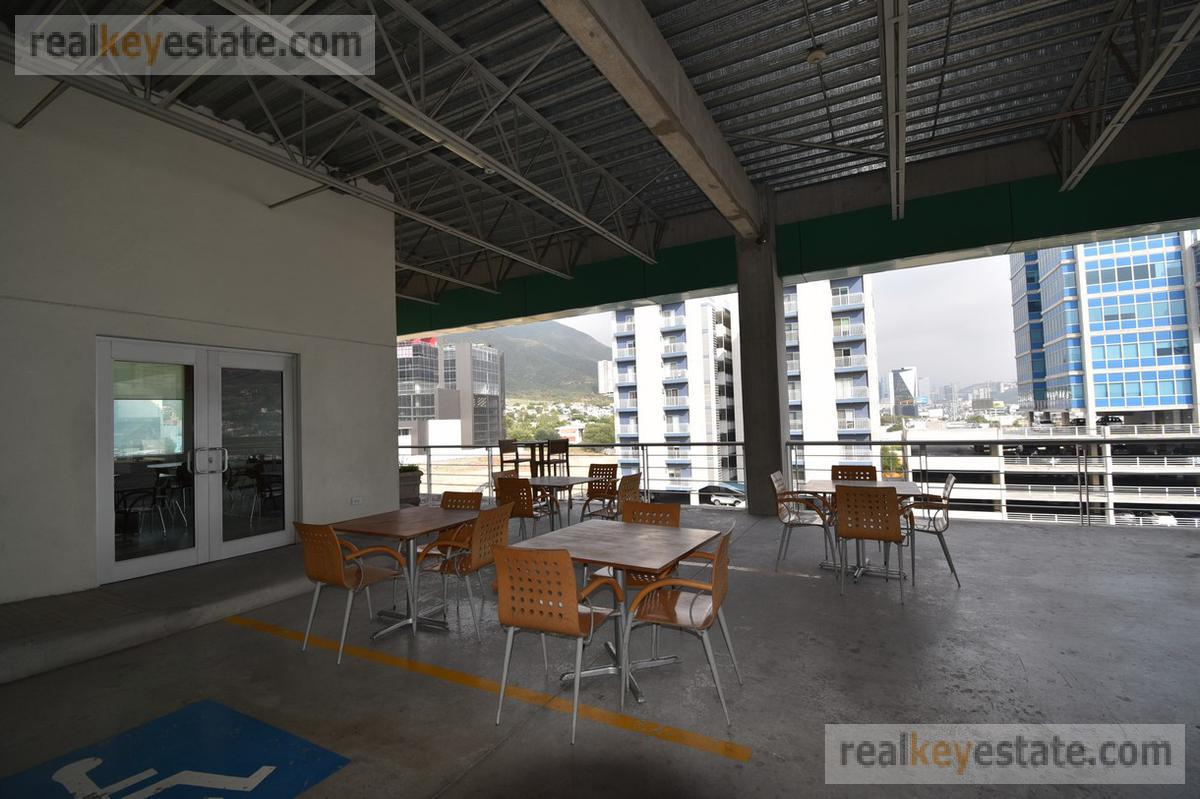Foto Oficina en Renta en  Del Paseo Residencial,  Monterrey  OFICINA EN RENTA EN EDIFICIO WORKSPACE EN LAZARO CARDENAS, MONTERREY
