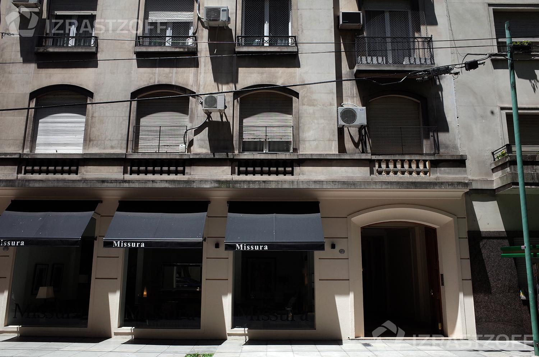 Departamento-Alquiler-Recoleta-Arenales e/ Parana y Uruguay