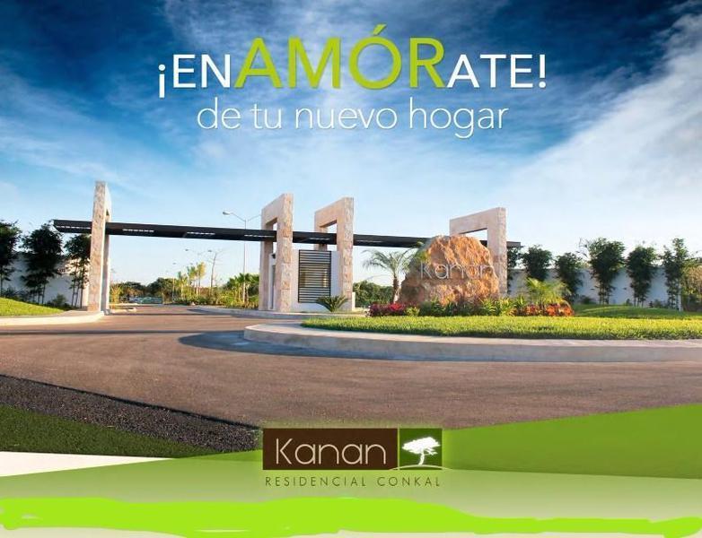 Foto Terreno en Venta en  Conkal ,  Yucatán   Terrenos Residencial Kanan Conkal