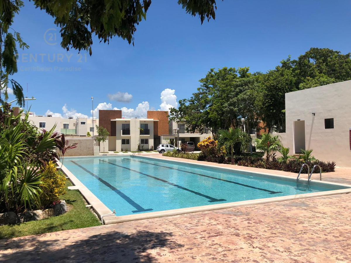 Foto Casa en Venta en  Playa del Carmen ,  Quintana Roo  BONITA CASAS 2 HAB REAL DEL SOL PLAYA DEL CARMEN C2571