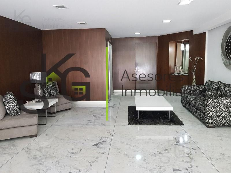 Foto Departamento en Renta |  en  Polanco,  Miguel Hidalgo  SKG Asesores Inmobiliarios Renta Penthouse 2 niveles, terrazas en  Polanco