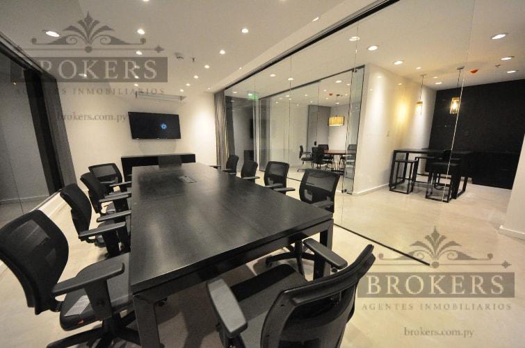 Foto Oficina en Alquiler en  Villa Morra,  La Recoleta  Alquilo Oficinas Corporativas en Villa Morra