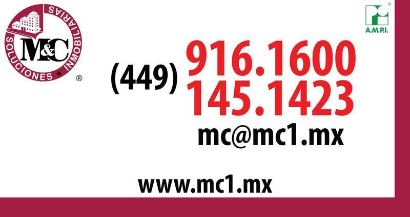 Foto Local en Venta en  Gremial,  Aguascalientes  M&C VENTA LOCAL CON DEPARTAMENTOS EN COL. GREMIAL EN AGS