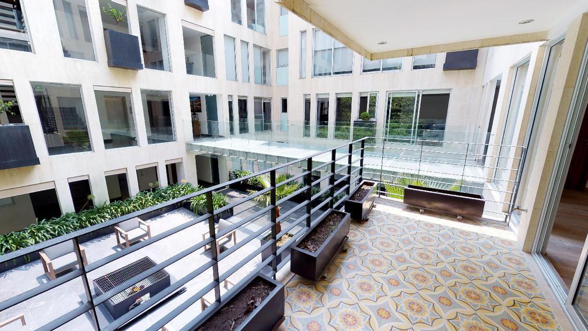 Foto Departamento en Venta en  Polanco III Sección,  Miguel Hidalgo   Calle Goldsmith  departamento a la venta  Col. Polanco (JS)