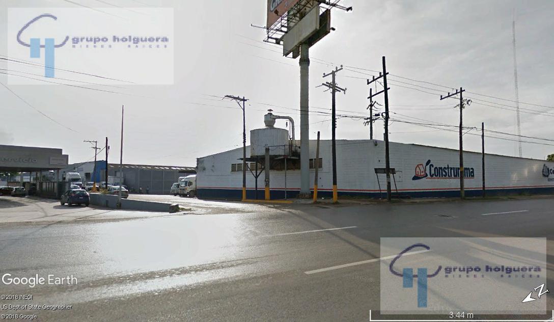 Foto Bodega Industrial en Renta en  Miramar,  Altamira  B-095 BODEGA EN RENTA EN AVENIDA DE LA INDUSTRIA ANTES CARRETERA TAMPICO MANTE