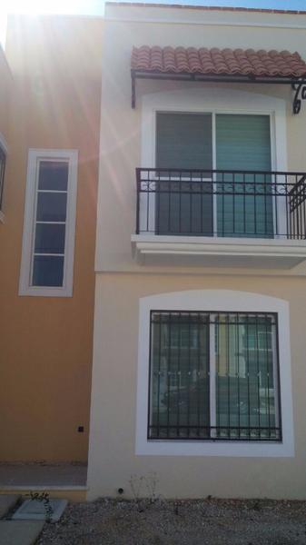 Foto Casa en condominio en Renta en  Grand Santa Fe,  Cancún  CASA SANTA FE III, 2 REC. - CANCUN