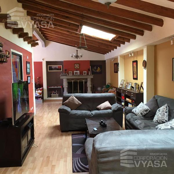 Foto Casa en Alquiler en  Monteserrín,  Quito  Campo Alegre - Casa en arriendo de 400,00 m2