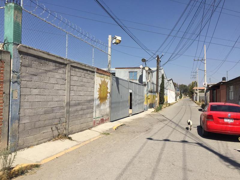 Foto Bodega en Renta en  Texcoco ,  Edo. de México  TEXCOCO, ESTADO DE MEXICO SAN JOSE TEXOPA CALLE 2 DE MARZO S/N